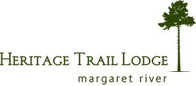 Heritage Trail Lodge logo and link to home page